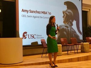 Amy Sanchez inspiring leaders to greatness